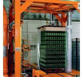 MSK Defotech машина для распаковки паллет